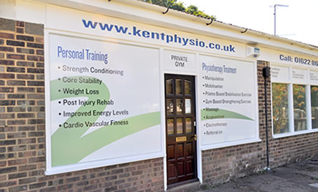 Physio in Kent