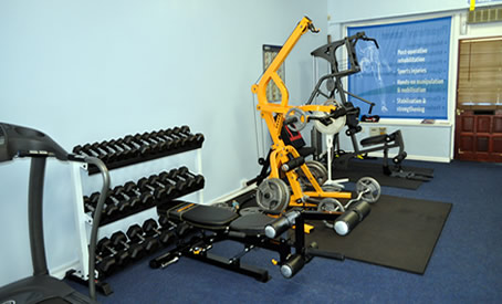 Physio Gym in Maidstone Kent